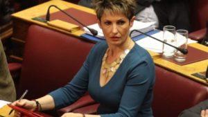 Προκαλεί η βουλευτής του ΣΥΡΙΖΑ Καββαδία – Ενοχλήθηκε με το 1 λεπτού σιγή για τον Κατσίφα