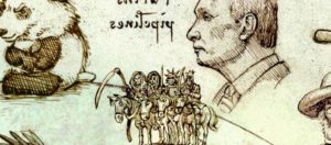 Οι τέσσερις ιππότες της Αποκάλυψης στο γεμάτο συμβολισμούς και κρυφά μηνύματα εξώφυλλο του Economist για το 2019