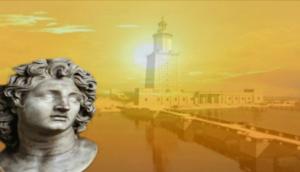 Η Αλεξάνδρεια ευθυγραμμίζεται με τον Ήλιο την ημέρα γέννησης του Μεγάλου Αλεξάνδρου