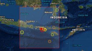 Ινδονησία: Πώς προκλήθηκε το τσουνάμι από την υποβρύχια ηφαιστειακή έκρηξη
