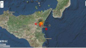 Σεισμός μεγέθους 4,8 βαθμών σημειώθηκε στη Σικελία -Στους 10 οι τραυματίες
