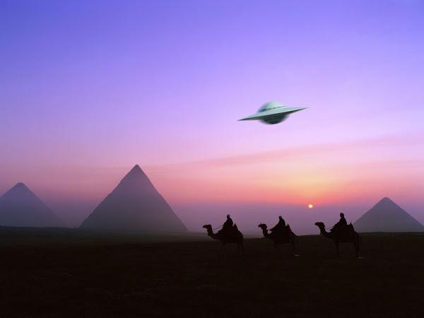 Αρχαιολόγος στην Αίγυπτο παραδέχεται πως οι πυραμίδες περιέχουν εξωγήινη τεχνολογία
