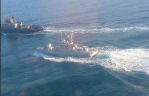 ΕΚΤΑΚΤΟ ΟΙ ΡΩΣΣΟΙ ΑΡΧΙΣΑΝ ΠΟΛΕΜΟ ΚΑΤΑ ΤΗΣ ΟΥΚΡΑΝΙΑΣ - Πυρ κατά βούληση του ρωσικού Ναυτικού κατά ουκρανικών πλοίων: Ένας νεκρός - Κίεβο: «Απαντάμε με πυρά»