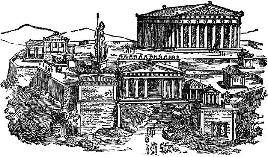 Οι πέντε Ιερές πόλεις της Αρχαίας Ελλάδας