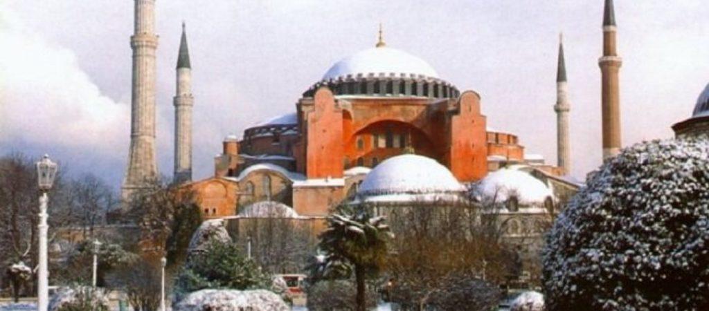 Ο πιο δριμύς χειμώνας στην ιστορία του Βυζαντίου