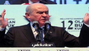 «Στην Τουρκία όποιος φορέσει Κίτρινο Γιλέκο θα ταφεί χωρίς σάβανο»! Ο Μπαχτσελί απειλεί προκαταβολικά
