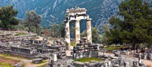 Τι υπάρχει κάτω από το μαντείο των Δελφών; – Το αιώνιο μυστικό