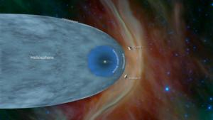 Σε διαστρικό χώρο εισήλθε το Voyager 2 – 18 δισ. χιλιόμετρα από τη Γη