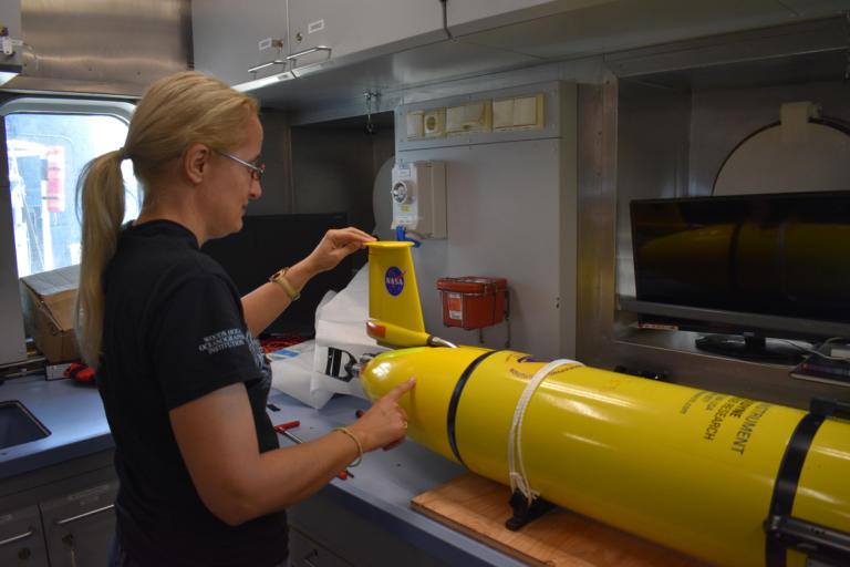 Σαντορίνη: Στο μικροσκόπιο της NASA το υποθαλάσσιο ηφαίστειο Κολούμπος