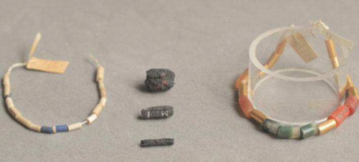 Εξωγήινα κοσμήματα ανακαλύφθηκαν στην Αίγυπτο