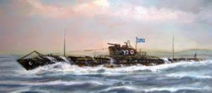 Σαν σήμερα 22 Δεκεμβρίου 1940: Το υποβρύχιο «Παπανικολής» βυθίζει το ιταλικό πλοίο Antonietta