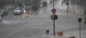 Το Αστεροσκοπείο Αθηνών προειδοποιεί: «Έρχονται πλημμύρες – Θα πέσει πολύ νερό τις επόμενες ημέρες»