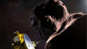 Ιστορική Πρωτοχρονιά: Το σκάφος της NASA πέταξε πάνω από το πιο μακρινό ουράνιο σώμα που έχει μελετηθεί ποτέ!