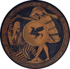 Η καταδρομική επίθεση των Ελλήνων εναντίον των Περσών