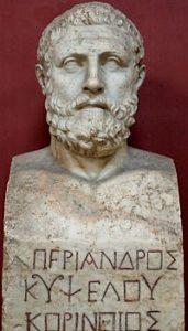 Επτά σοφοί της αρχαιότητας : Περίανδρος