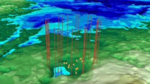 Η NASA ανακάλυψε πιθανότατα δεύτερο τεράστιο κρατήρα πρόσκρουσης κάτω από τους πάγους της Γροιλανδίας