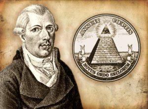 Άνταμ Βαϊσχάουπτ ιδρυτής του «Τάγματος των Πεφωτισμένων» 6 Φεβρουαρίου 1748 – 18 Νοεμβρίου 1830