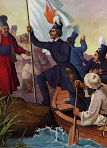ΕΛΛΑΣ ΑΝΑΓΕΝΝΑΤΑΙ 16 Φεβρουαρίου 1821  Ο Αλέξανδρος Υψηλάντης Αποφασίζει στην Μολδαβία την κήρυξη της Ελληνικής Επανάστασης!