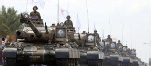 Κύπρος ώρα μηδέν: Σύγκληση Εθνικού Συμβουλίου & προώθηση δυνάμεων της Εθνικής Φρουράς εισηγούνται σε Ν.Αναστασιάδη