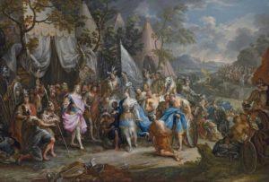 Τι ήθελε η Βασίλισσα Θαληστρίς όταν επισκέφτηκε τον Μέγα Αλέξανδρο;