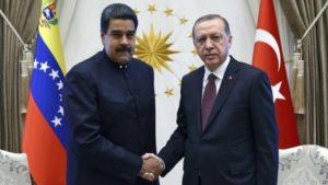 Μυστηριώδης τουρκική εταιρεία μετέφερε σχεδόν 1 δισ. δολάρια χρυσό από τη Βενεζουέλα