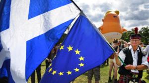 «Η Σκωτία θα γίνει ανεξάρτητη χώρα μετά το Brexit» δηλώνει η Νίκολα Στέρτζον