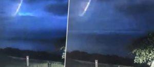 ΣΑΛΟΣ στην Αυστραλία: Εμφανίστηκαν εξωγήινοι εν μέσω καταιγίδας ; (BINTEO)
