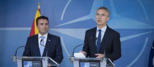 Την Τετάρτη τα Σκόπια υπογράφουν το πρωτόκολλο προσχώρησης στο ΝΑΤΟ