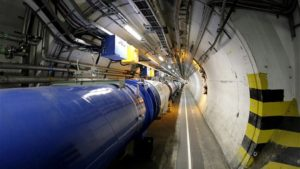 Νέο πείραμα αναζήτησης της σκοτεινής ύλης ξεκινάει στο CERN