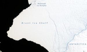 Κομμάτι της Ανταρκτικής είναι έτοιμο να κοπεί – Έχει δυο φορές το μέγεθος της Νέας Υόρκης