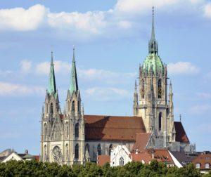 ΕΚΤΑΚΤΟ ΤΩΡΑ Γερμανία: 24 τραυματίες από εισβολή Αφρικανού μουσουλμάνου σε εκκλησία ( εκκλησία του Αγίου Παύλου στο Μόναχο)