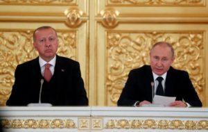 Ερντογάν: Μην περιμένει κανείς ότι δε θα πάρουμε τους S-400