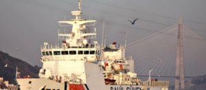 Τουρκικό σκάφος της Ακτοφυλακής παρεμπόδισε σκάφος του ΛΣ στην περιοχή του Αγαθονησίου