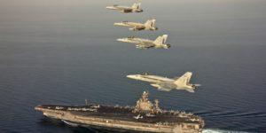 «Μήνυμα» από ΗΠΑ σε Τουρκία με το αεροπλανοφόρο «Abraham Lincoln» στην Ελλάδα
