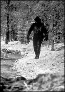 Μυθικά Πλάσματα – Ο Μεγαλοπόδαρος (Bigfoot, Sasquatch)
