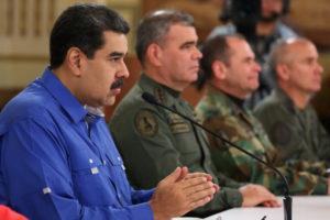 Βενεζουέλα: Απειλεί με συλλήψεις ο Μαδούρο για την απόπειρα πραξικοπήματος