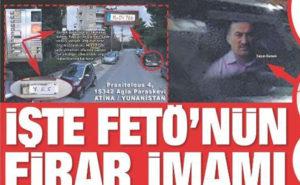 Τούρκοι πράκτορες αλωνίζουν στην Αθήνα: Τον «βρήκαν» στην Αγ.Παρασκευή – Έβγαλαν στην φόρα διεύθυνση, πινακίδες, κουδούνι