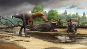 Ο «παππούς» του T-Rex! Ανακαλύφθηκε άγνωστος πρόγονος του Τυραννόσαυρου
