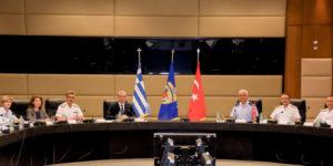 Παραίτηση-βόμβα του αντιστράτηγου επικεφαλής των συνομιλιών για τα ΜΟΕ με την Τουρκία