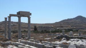 Δήλος: Οι επιστήμονες δίνουν «μάχη» για να σώσουν τις αρχαιότητες από τις επιπτώσεις της κλιματικής αλλαγής