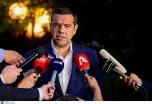 Τσίπρας μετά το ΚΥΣΕΑ: Κυρώσεις στην Τουρκία αν έκανε γεώτρηση