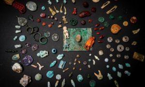 Πομπηΐα: Ο «θησαυρός της μάγισσας» - Τα φυλακτά και τα ξόμπλια που κατάπιε η καυτή λάβα