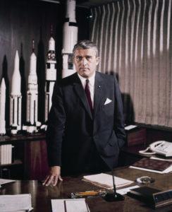 Μπράουν, Βέρνερ φον: ο πατέρας των πυραύλων V-2