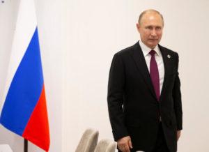 Πούτιν: Δεν υπάρχει κίνδυνος ραδιενέργειας από την έκρηξη στο Αρχανγκέλσκ