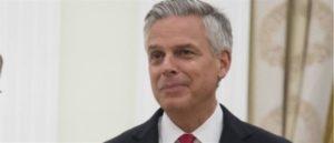Παραιτήθηκε ο Πρέσβης των ΗΠΑ στην Ρωσία