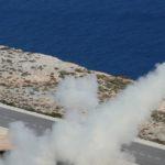 ΓΕΣ: Άσκηση πυροβολικού στο Πεδίο Μάχης Κρήτης [pics]