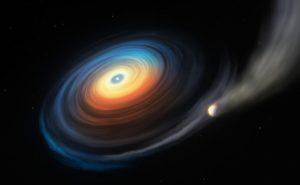 Σοκ και δέος: Ανακάλυψαν εξωπλανήτη τέσσερις φορές μεγαλύτερο της Γης και με… ουρά σαν κομήτη!