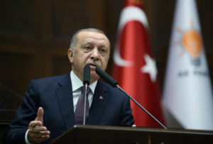 """Ερντογάν: Το """"γκρίζο"""" Αιγαίο και η πρόσβαση στον Eastmed"""