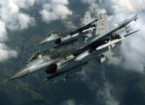 «Φωτιά» στο Αιγαίο με τρίτο μπαράζ υπερπτήσεων από τουρκικά μαχητικά!