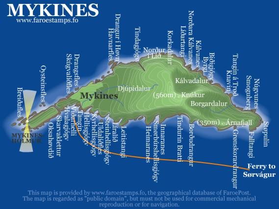Οι Νήσοι Φερόες, τα χόμπιτ και οι Μυκήνες